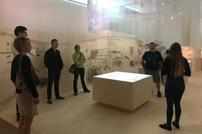 Visite Guidée De L'exposition Arkéaube à Troyes
