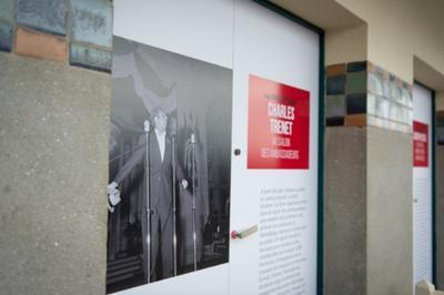 Visite Guidée De L'exposition Deauville Dans  L'oeil De Paris-match