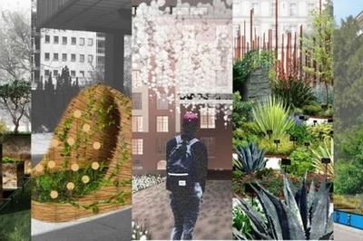 Visite Guidée De L'exposition En Plein Air Jardins Du Monde En Mouvement à Paris 14ème