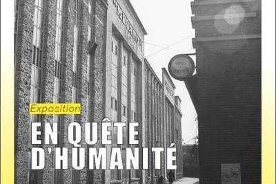 Visite Guidée De L'exposition En Quête D'humanité à Bobigny