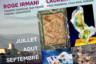 Visite Guidée De L'exposition Et Démonstration à Antibes