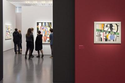 Visite Guidée De L'exposition  Fernand Léger. Le Beau Est Partout à Metz