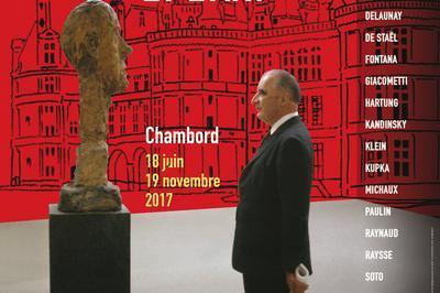 Visite Guidée De L'exposition Georges Pompidou Et L'art. Une Aventure Du Regard à Chambord