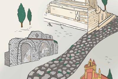Visite Guidée De L'exposition Il était Une Voie, Le Voyage Des Romains En Riviera à Menton