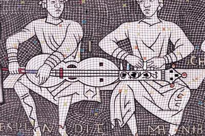 Visite Guidée De L'exposition La Symphonie Médiévale. à Jenzat