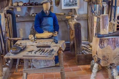 Visite Guidée De L'exposition Les Activités Traditionnelles Bressanes à Pierre de Bresse