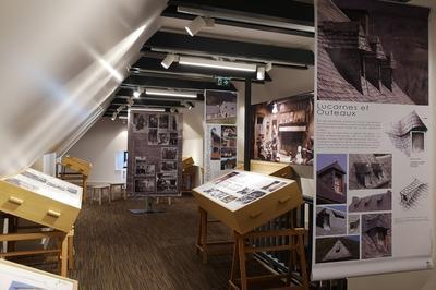Visite Guidée De L'exposition Maisons D'aure Et Du Louron à Saint Lary Soulan