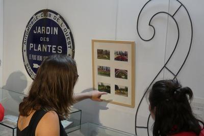 Visite Guidée De L'exposition  Ô Jardins à Avranches