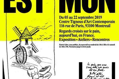 Visite Guidée De L'exposition Par L'équipe Du Projet Ceci Est Mon Corps à Montreuil