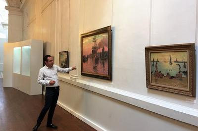 Visite Guidée De L'exposition Paul-Élie Gernez à Honfleur