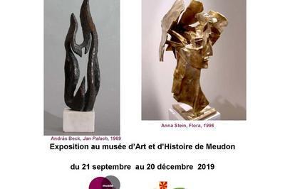 Visite Guidée De L'exposition Regards Croisés D'a. Beck Et A. Stein à Meudon
