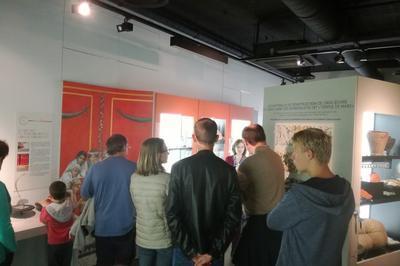 Visite Guidée De L'exposition Temporaire Des Fouilles Au Musée, L'archéologie Tout Un Chantier. à Corseul
