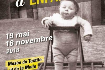 Visite Guidée De L'exposition Temporaire Itinéraires D'enfances à Cholet