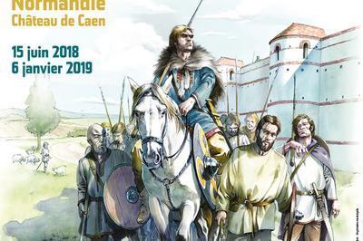 Visite Guidée De L'exposition Vous Avez Dit Barbares ? à Caen