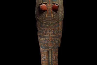 Visite Guidée De L'exposition Voyages En Egypte à Caen