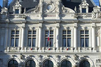 Visite Guidée De L'hôtel De Ville à Vannes
