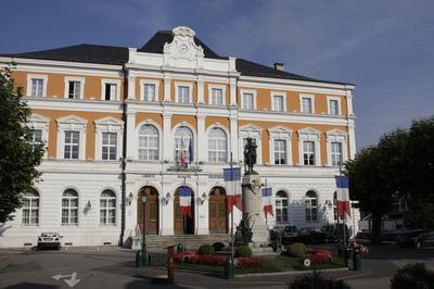 Visite Guidée De L'hôtel De Ville à Saint Julien en Genevois