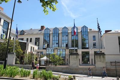 Visite Guidée De L'institution Départementale De Loire-atlantique à Nantes