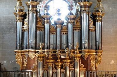 Visite Guidée De L'orgue Historique à Cintegabelle