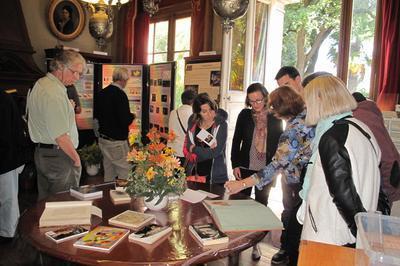 Visite Guidée De La Bibliothèque Des Sciences Et De Ses Réserves à Cherbourg