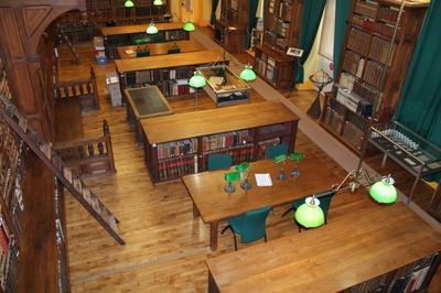 Visite Guidée De La Bibliothèque Diocésaine Gustave Bardy De Dijon