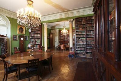 Visite Guidée De La Bibliothèque Paul Marmottan à Boulogne Billancourt