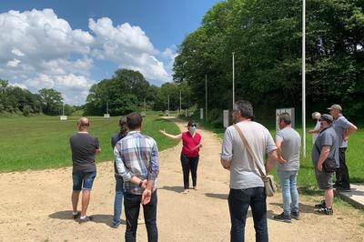Visite Guidée De La Carrière Des Fusillés à Chateaubriant