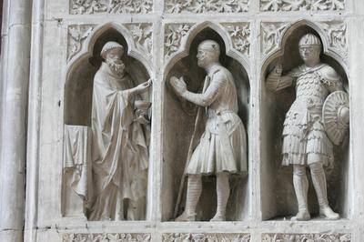 Visite Guidée De La Cathédrale à Reims