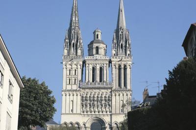 Visite Guidée De La Cathédrale à Angers