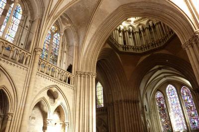 Visite Guidée De La Cathédrale De Coutances