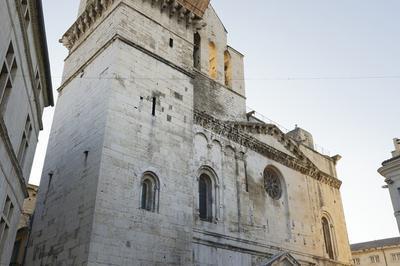Visite Guidée De La Cathédrale Notre-dame Et Saint-castor Et De La Chapelle Sainte-eugénie à Nimes