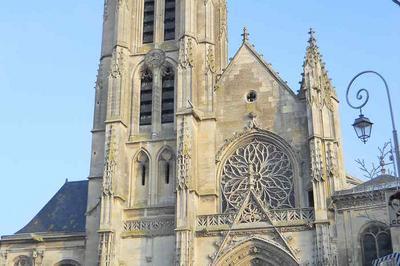 Visite Guidée De La Cathédrale Saint-maclou à Pontoise