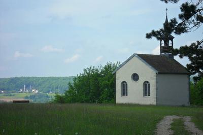 Visite Guidée De La Chapelle De Beauregard à Maxey sur Meuse