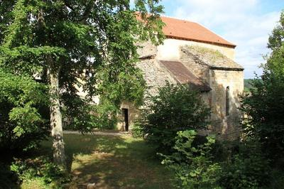 Visite Guidée De La Chapelle De La Cordelle à Asquins