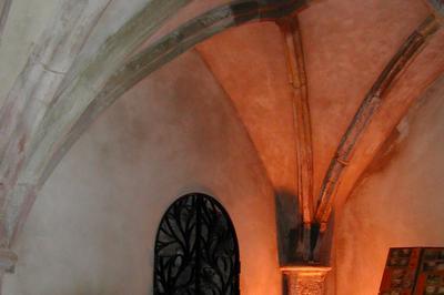 Visite Guidée De La Chapelle Des Comtes De Créhange à Saint Avold