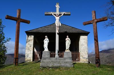 Visite Guidée De La Chapelle Du Calvaire à Galey