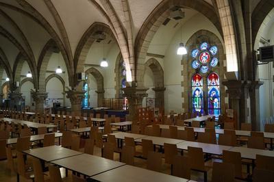 Visite Guidée De La Chapelle Du Likès à Quimper
