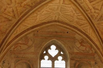 Visite Guidée De La Chapelle Du Prieuré Saint-christophe à Ruffey sur Seille