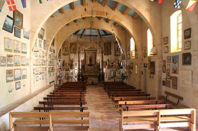 Visite Guidée De La Chapelle Et Du Cimetière Marin à Gruissan