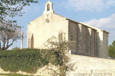 Visite Guidée De La Chapelle Saint-quenin à Vaison la Romaine