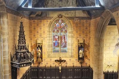 Visite Guidée De La Chapelle Sainte-eutrope à Quimperle