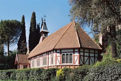 Visite Guidée De La Chapelle Victoria à Grasse