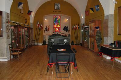Visite Guidée De La Citadelle Et De La Salle D'honneur Du Cnec-1er Choc à Mont Louis