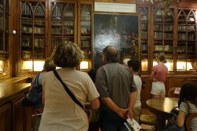 Visite Guidée De La Collégiale à Saint Bonnet le Chateau