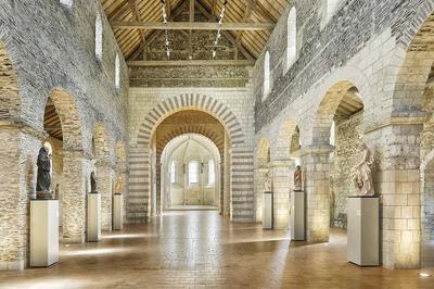 Visite guidée de la collégiale Saint-Martin à Angers