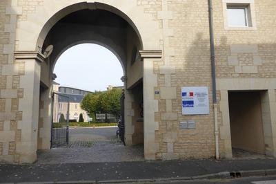 Visite Guidée De La Direction Régionale Des Affaires Culturelles De Normandie (drac) à Caen