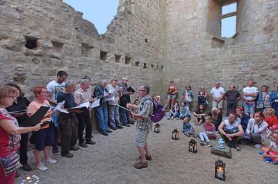 Visite Guidée De La Forteresse Médiévale De Crozant