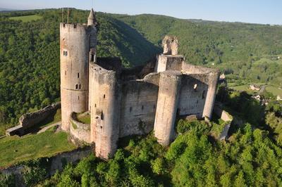 Visite Guidée De La Forteresse Royale De Najac