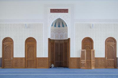 Visite Guidée De La Grande Mosquée De Reims