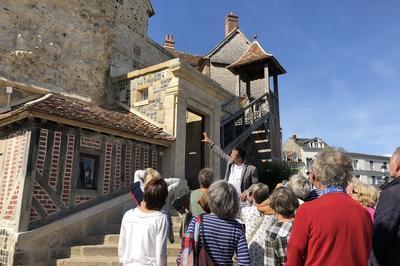 Visite Guidée De La Lieutenance à Honfleur